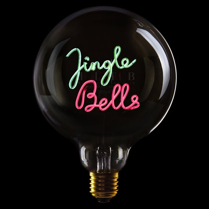 MITB JINGLE BELLS MSG LIGHT - #hapi Fish-Light bulb