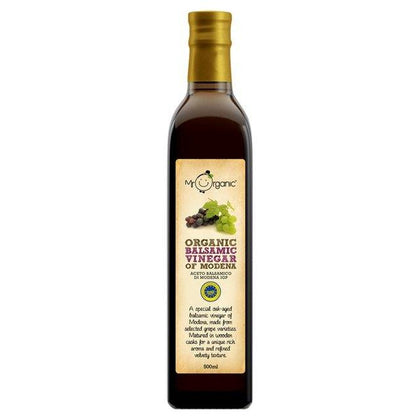 Organic Balsamic Vinegar - #hapi Fish-SOUP & SAUCE