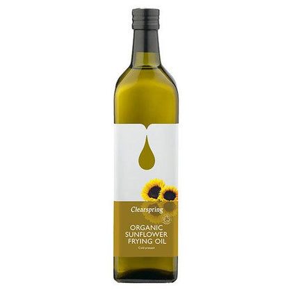 Organic Sunflower Frying Oil - #hapi Fish-Oil