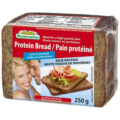 Protein Bread - #hapi Fish-Bread