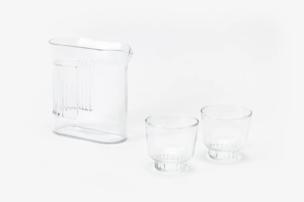 Ridge Kitchen Pitcher (clear)