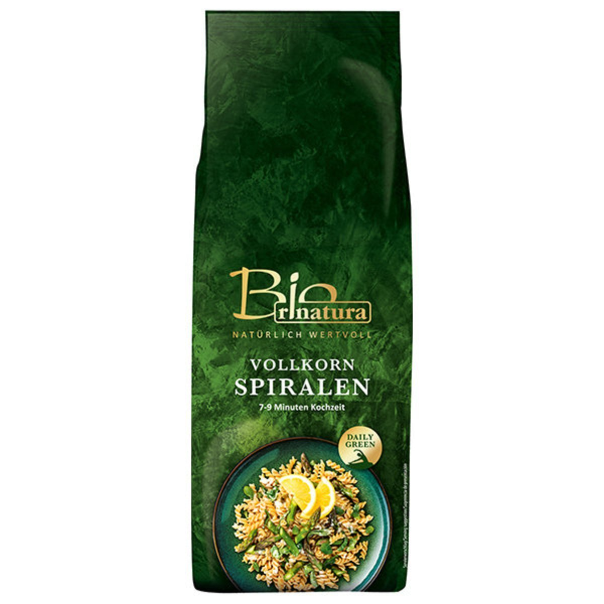 Rinatura Wholewheat Pasta Spirals 500G