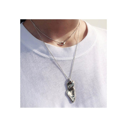 TORSO PEDANT NECKLACE F - #hapi Fish-NECKLACE