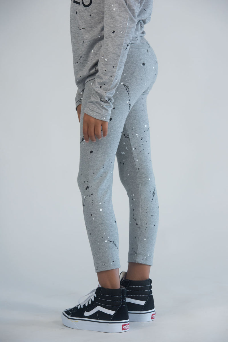 *Splatter Leggings*