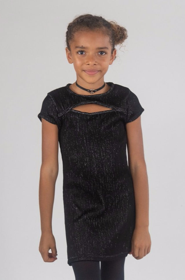 *Black Sparkle Dress*