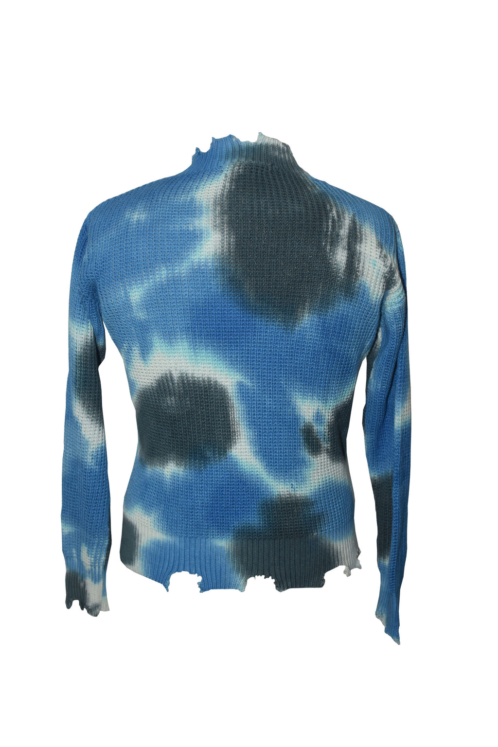 *Blue Tiedye Sweater*
