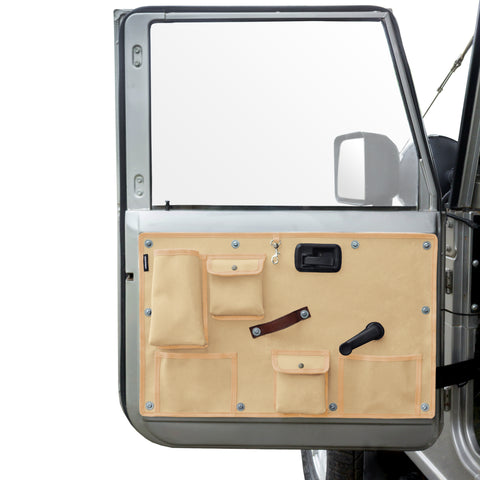 Front Door Card for Mahindra Thar (Pair)