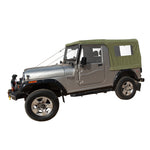 Mahindra Thar Non Openable Canvas Soft Top