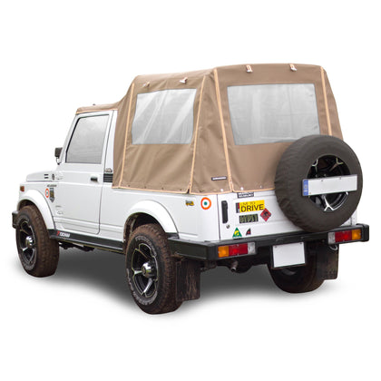 Maruti Suzuki Gypsy Canvas Full Soft Top