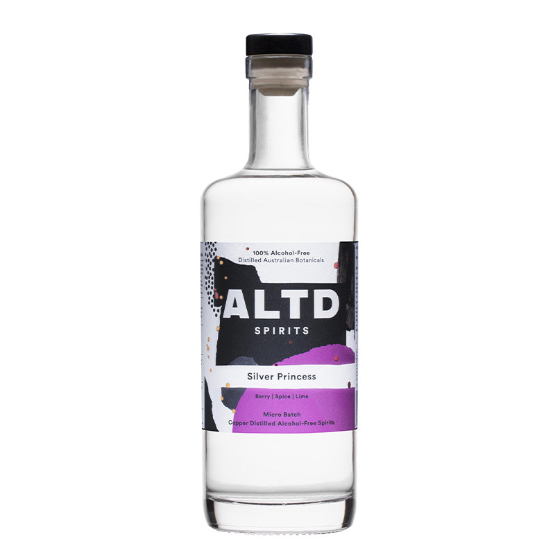 ALT'D SPIRITS - SILVER PRINCESS - 0% ALCOHOL - 700ml -