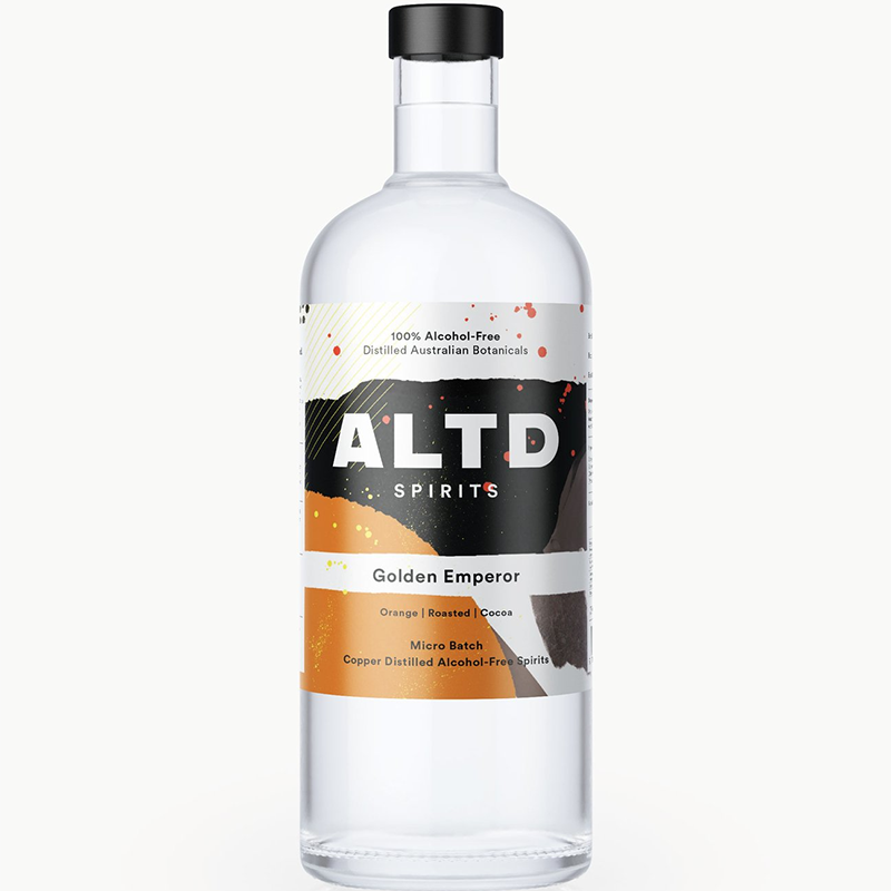 ALT'D SPIRITS - GOLDEN EMPEROR - 0% ALCOHOL - 700ml