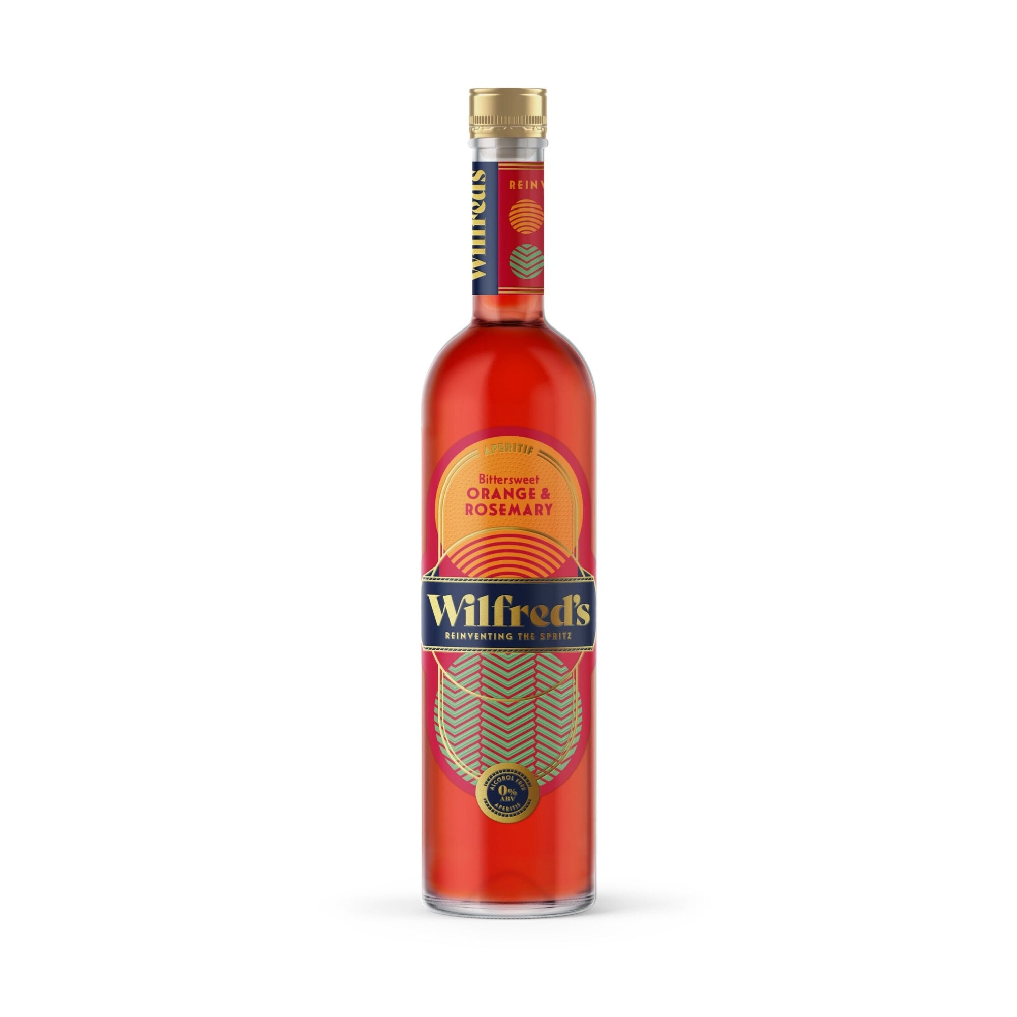 WILFRED'S APERITIF - ORANGE & ROSEMARY 500ml