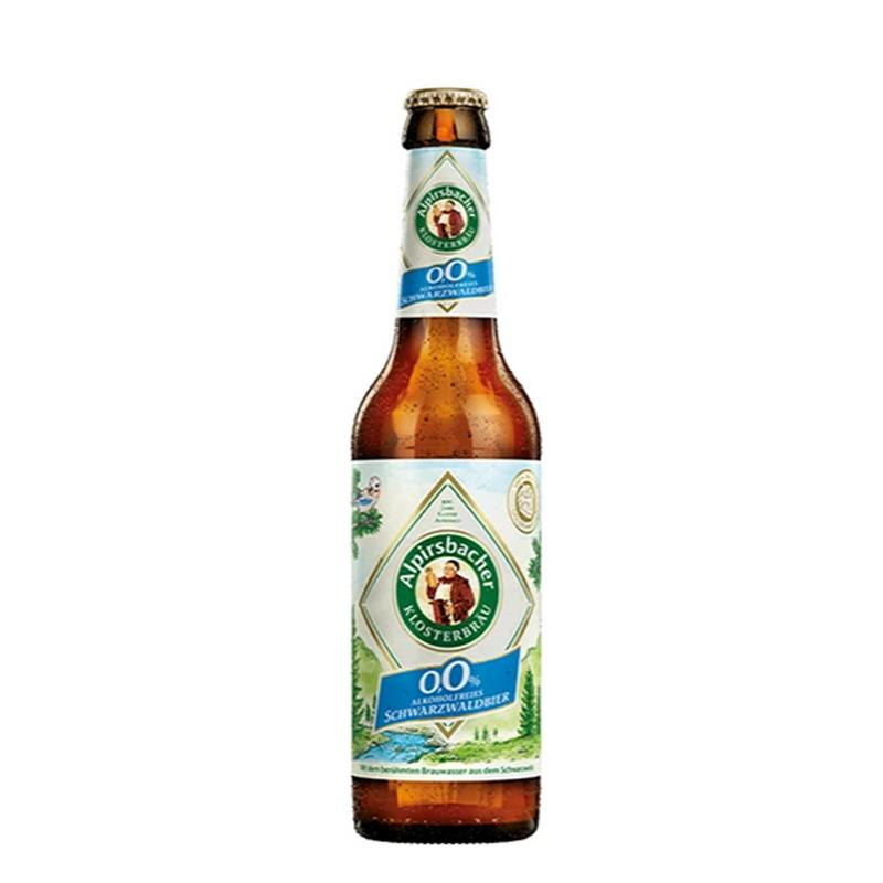 Alpirsbacher Lager 330ml - 0% Alcohol Beer