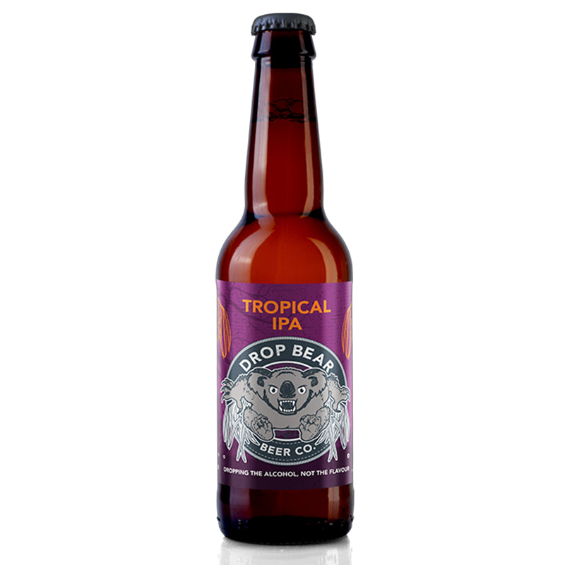 Drop Bear Tropical IPA 330ml Beer - 0.3%