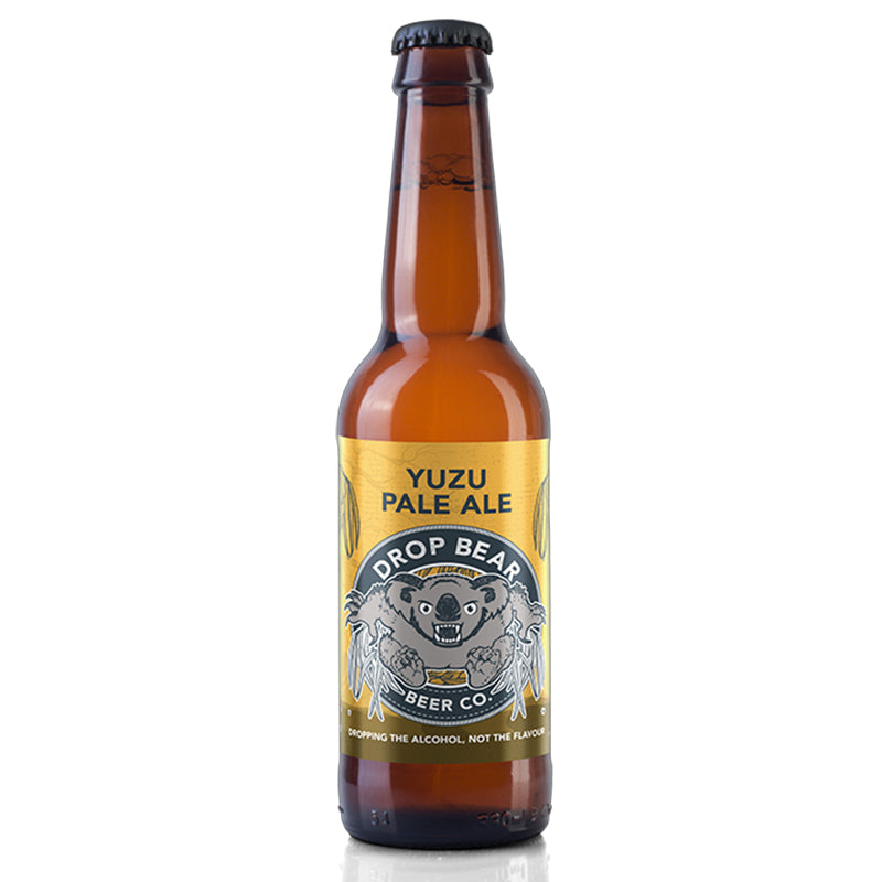 Drop Bear Yuzu Pale Ale 330ml Beer - 0.4%