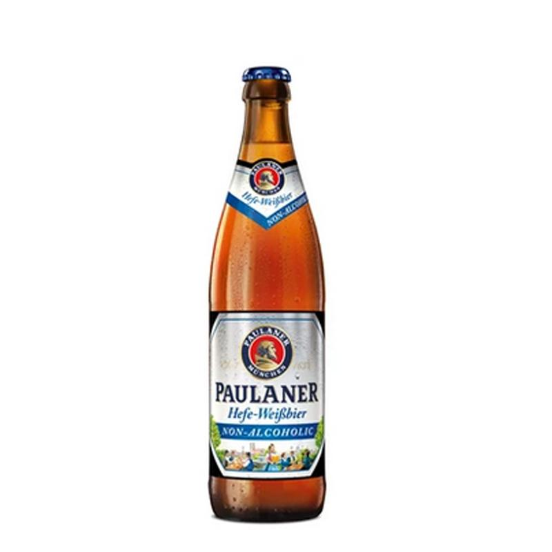 Paulaner Weissbier 500ml - 0.5% Alcohol Beer