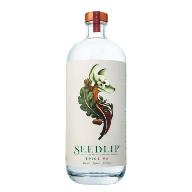 Seedlip Spice 94 - 0% Alcohol  Spirit 700ml