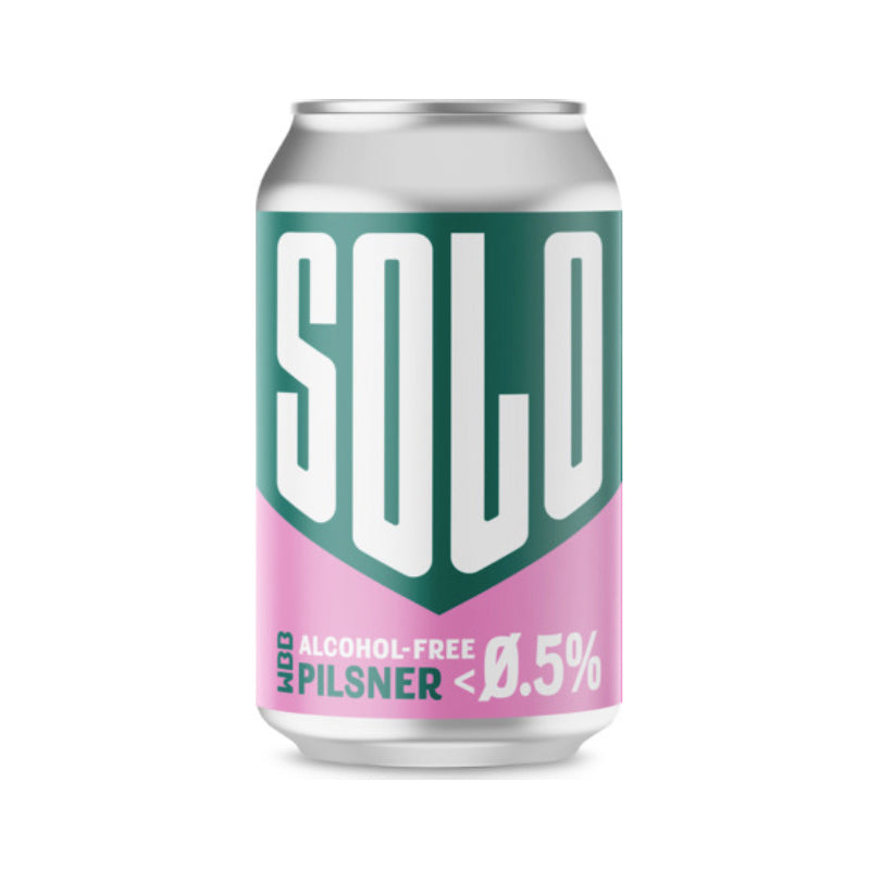 Solo Pilsner 330ml Beer - 0.5%