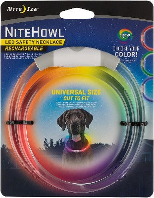 NiteHowl Rechargeable Safety Necklace