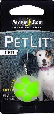 PetLit LED Collar Light