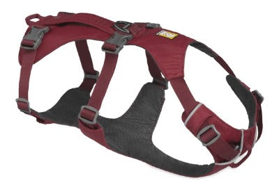 Flagline Dog Harness with Handle