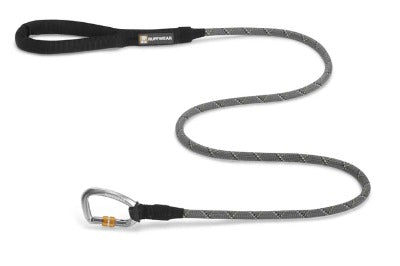 Knot-A-Leash Rope Dog Leash with Carabiner