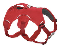 Web Master Dog Harness with Handle