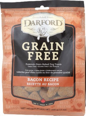 Darford® Grain Free Bacon Hearts Dog Treats