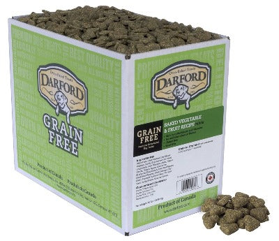 Darford® Grain Free Fruit and Veggie Hearts Dog Treats