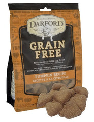 Darford® Grain Free Pumpkin Hearts Dog Treats