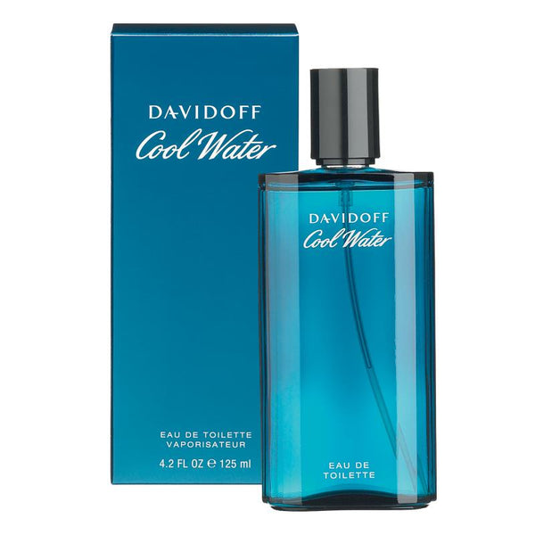 Cool Water by Davidoff EDT 125ml - Mens