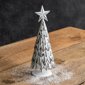 Small Metal Christmas Tree