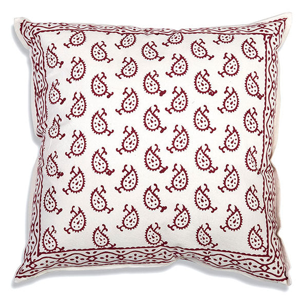 Arlo Cotton Throw Pillow