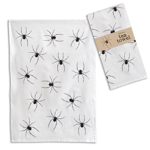Spider Tea Towel