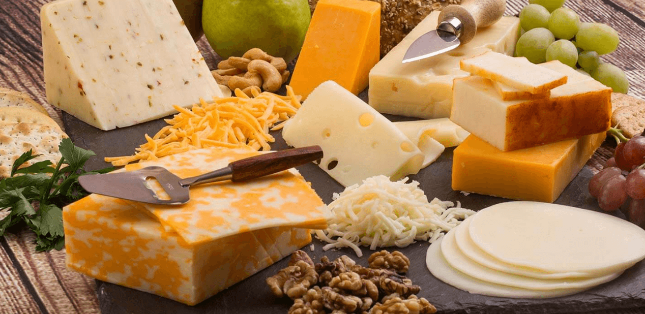 Don't Be Afraid to Choose Cheese for a Healthy Lifestyle