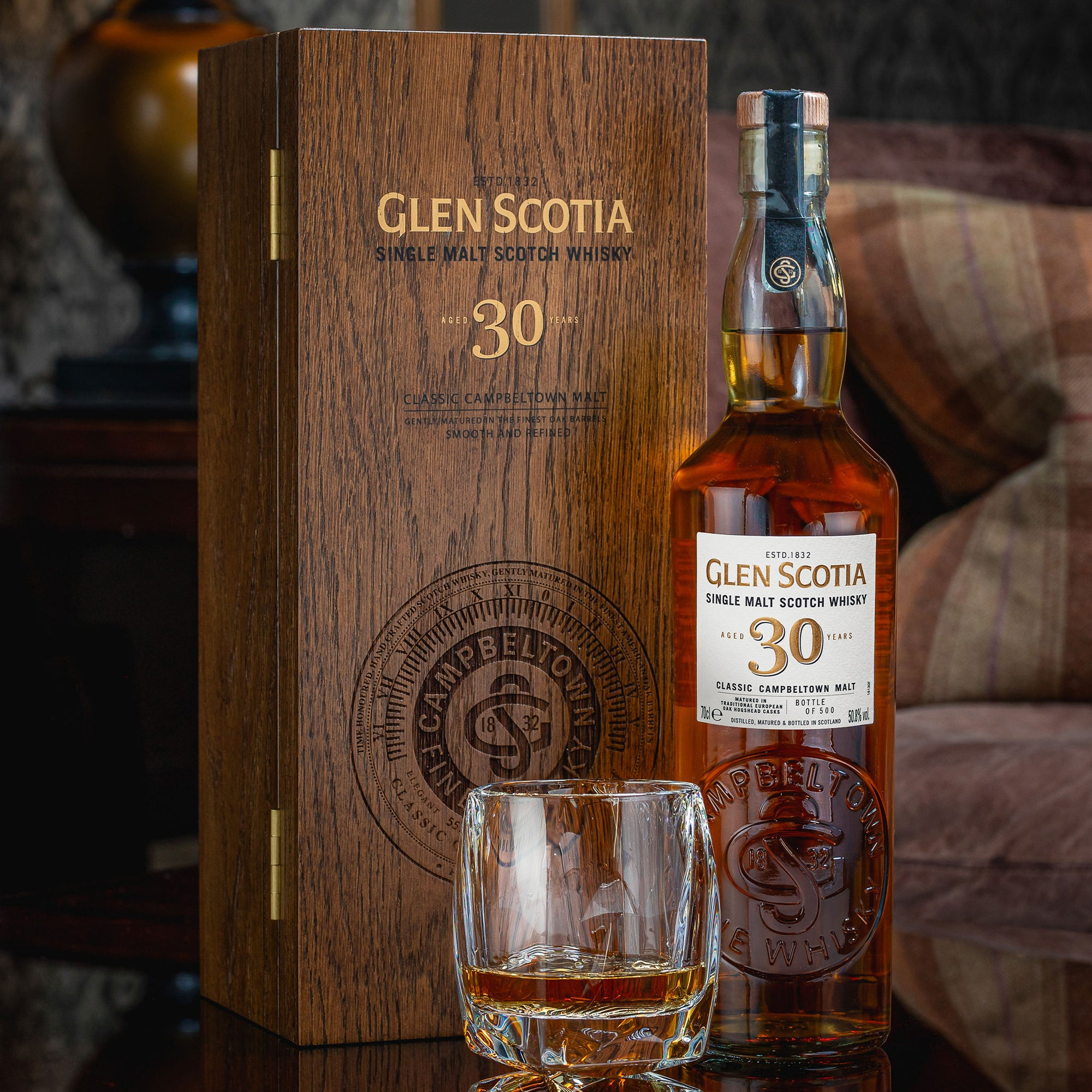 Glen Scotia 30 Single Malt Whisky