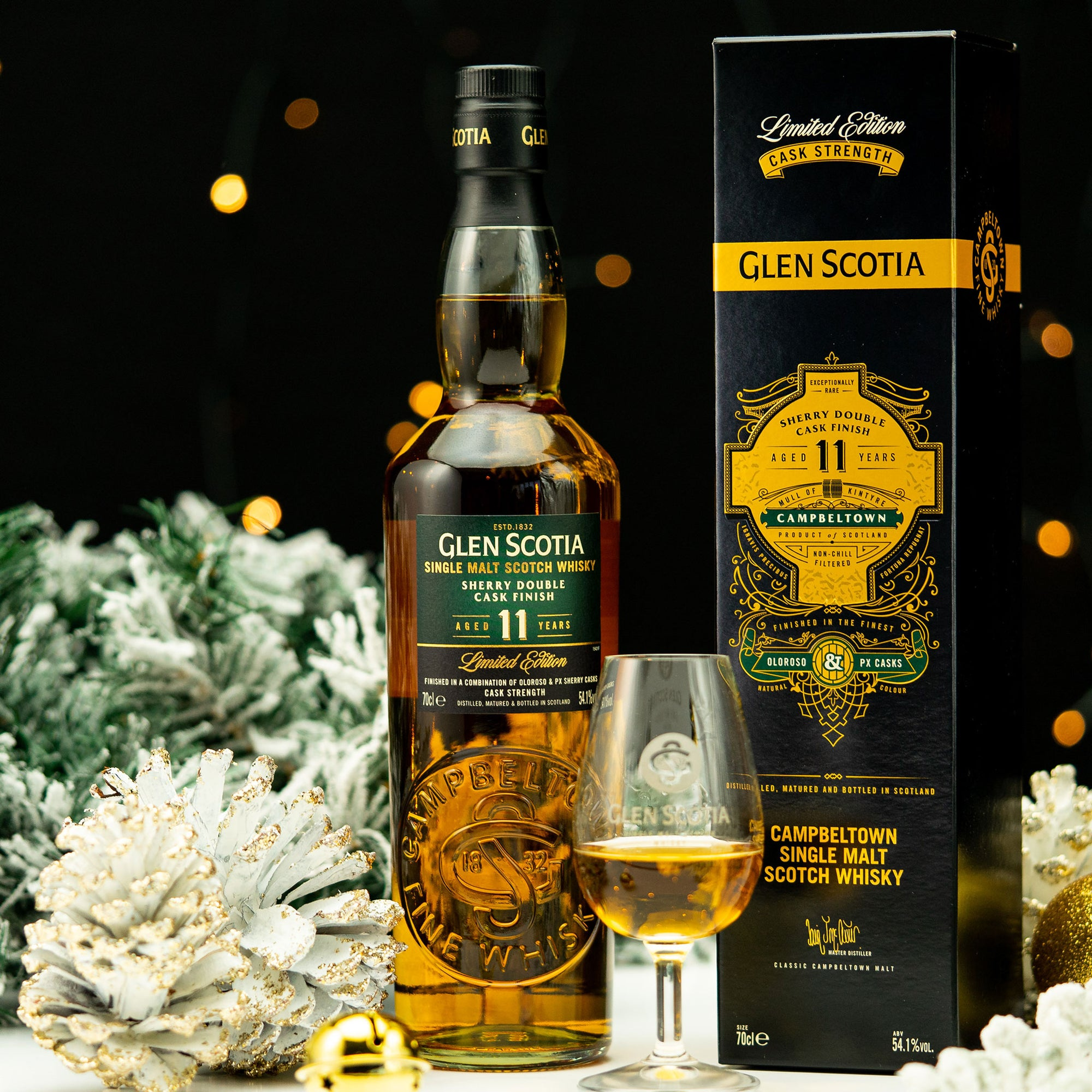 Glen Scotia Double Sherry Cask Finish