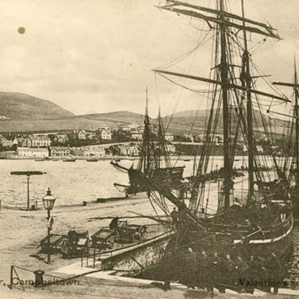 Old Campbeltown Harbour