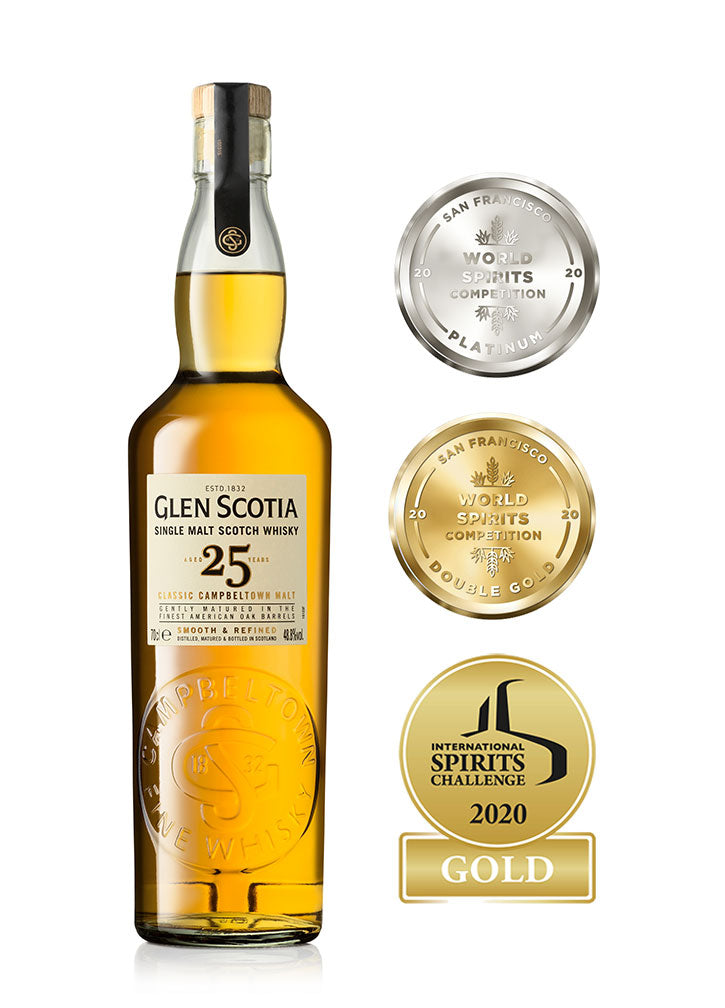 Glen Scotia 25 Year Old></div> <div style=