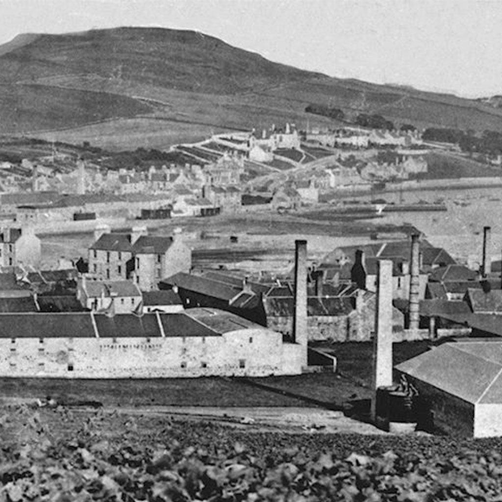 Campbeltown History whisky Region
