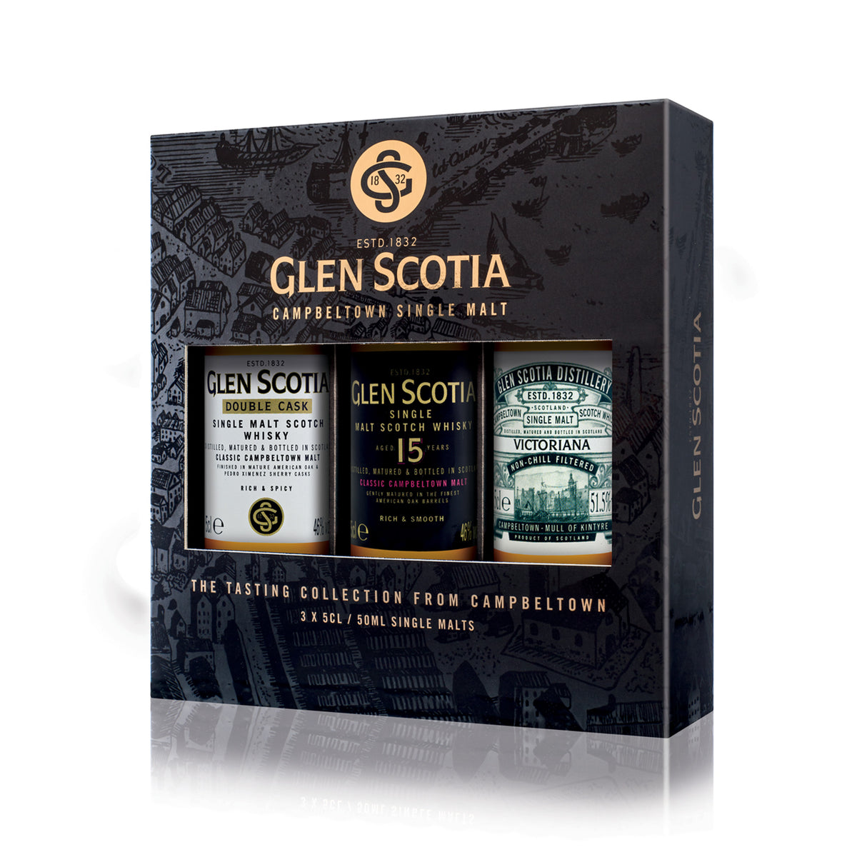 Whisky Gift Set (3 x 5cl)