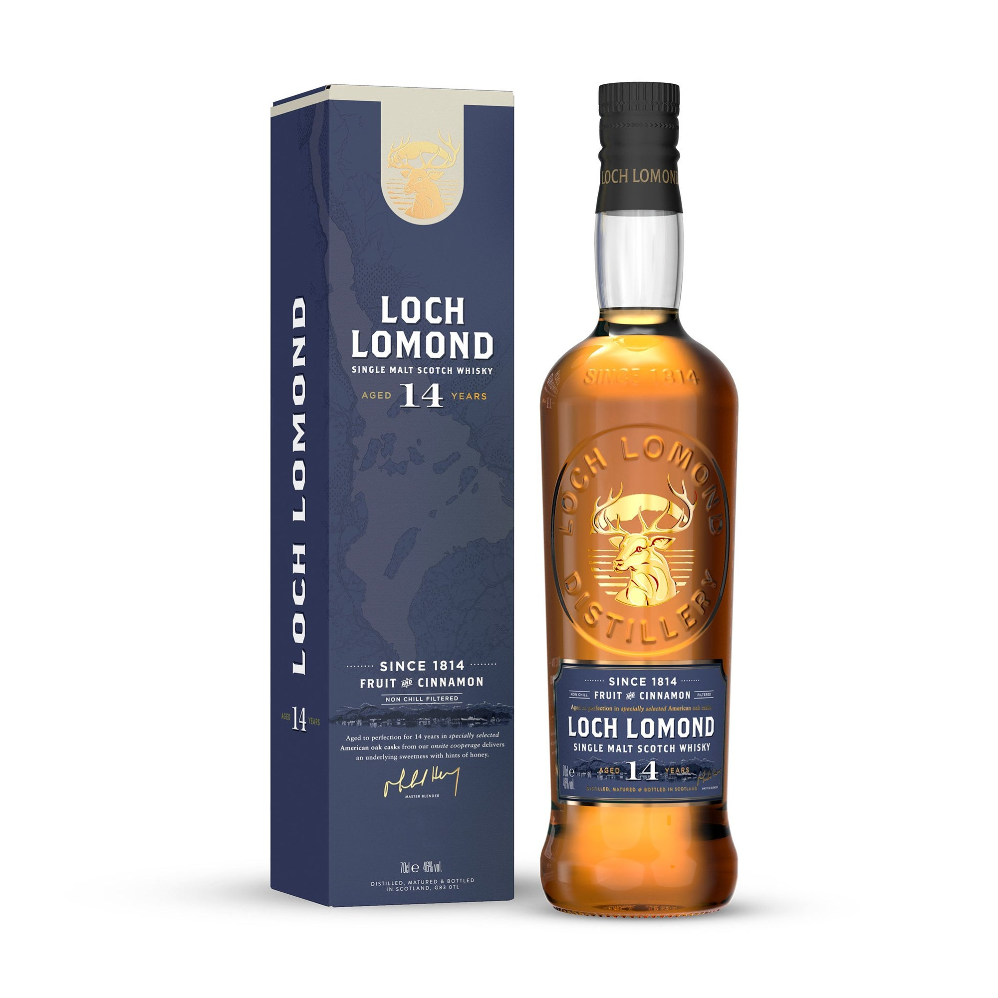 Loch Lomond 14 Year Old Single Malt Whisky