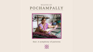 Pochampally Saree - Kanchi Kamakshi Silks