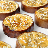 Baked Eggplant with Sesame Soy