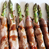 Beef Wrapped Asparagus