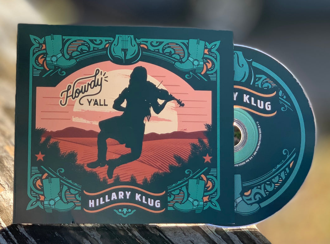 Howdy Y'all CD