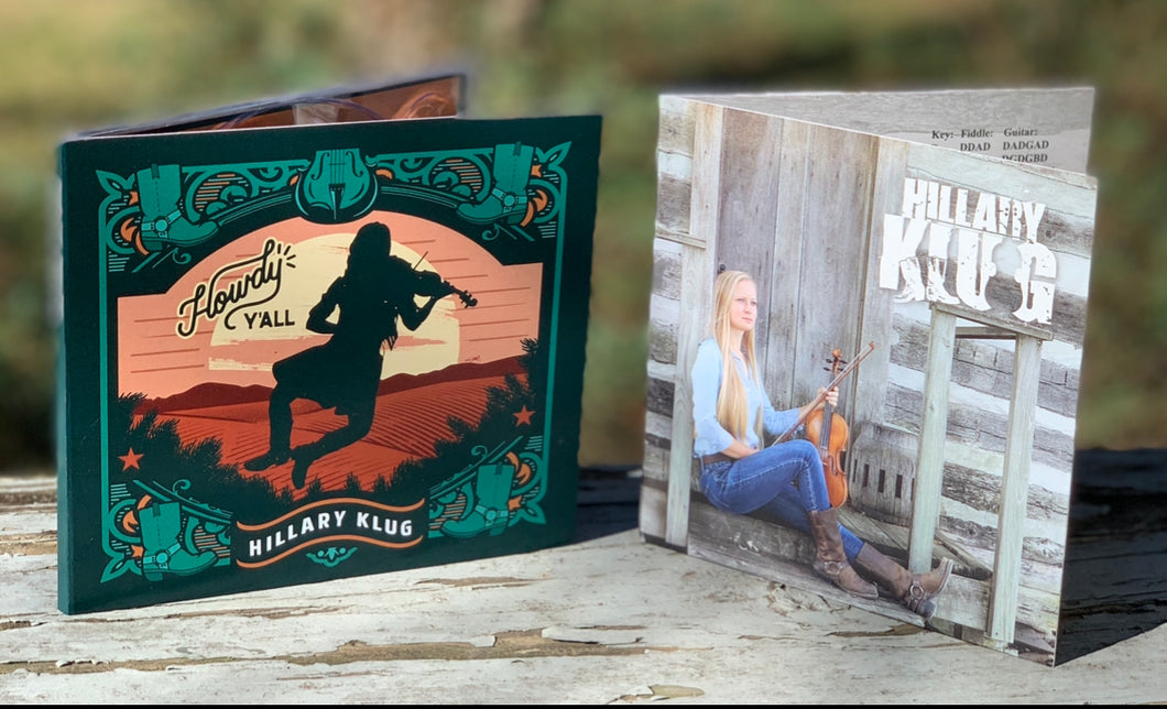 Two CD Bundle!