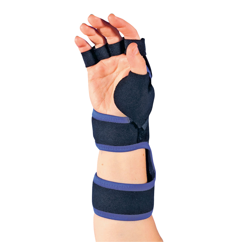 Manex Radial Hand Splint - Black