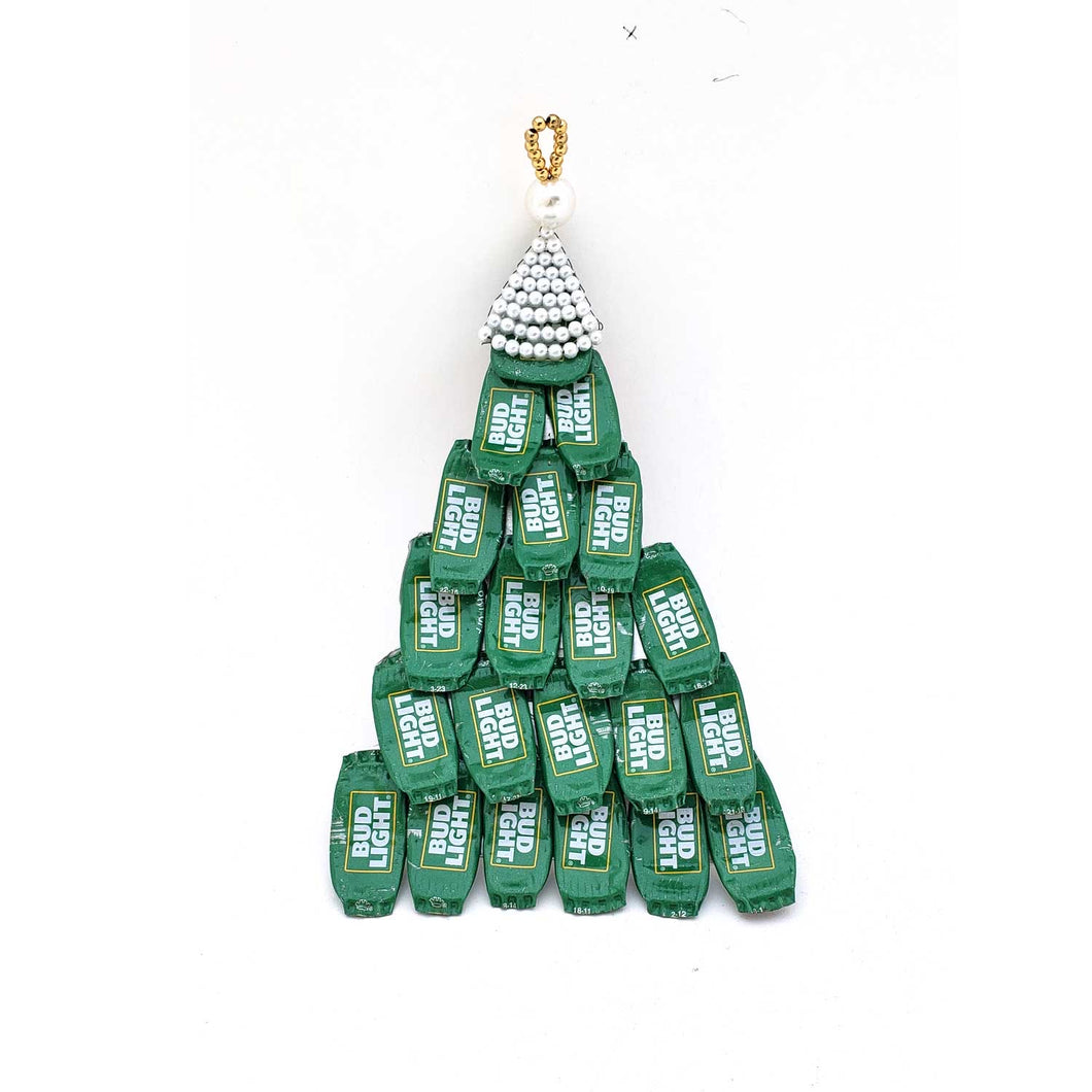 Bud Light Tree Ornament