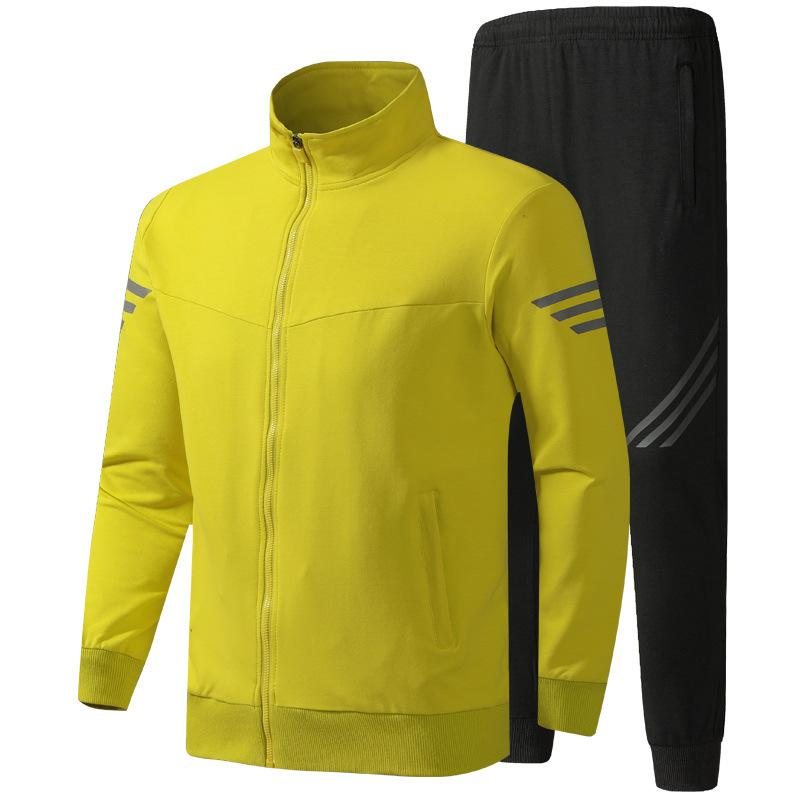 Casual Suit Pure Cotton Breathable Running Sportswear